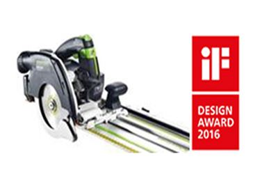 Festool iF-award 2016